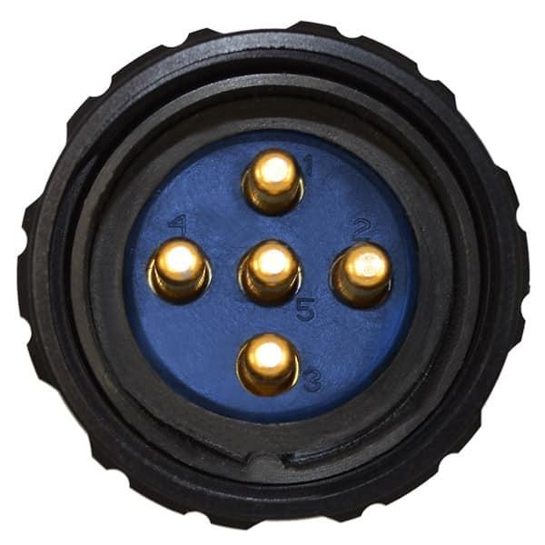 5 Pin Socapex Connectors