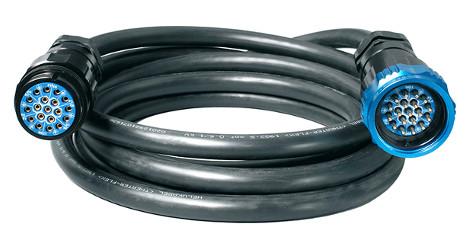 19 Pin Multicore Socapex Cable Connectors