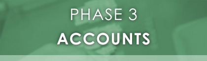 Contact Phase 3 Accounts