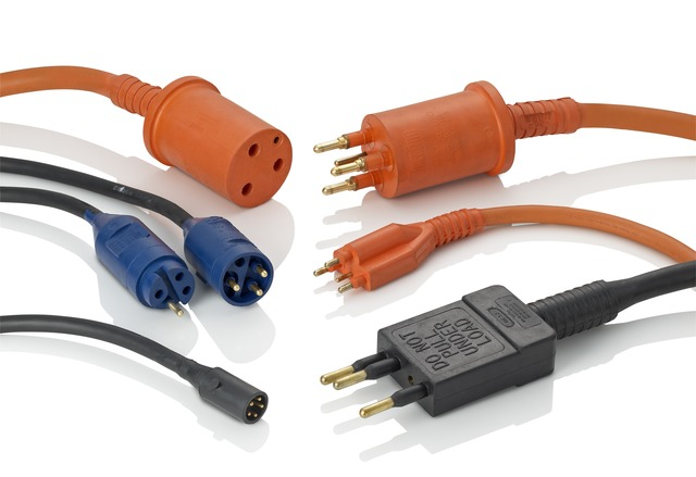 electrical power connectors