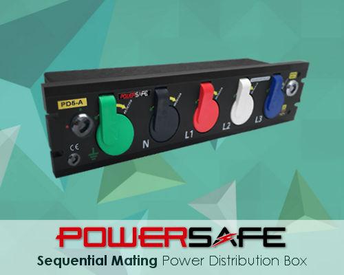 Powersafe Power Distribution Box Powerlock Box