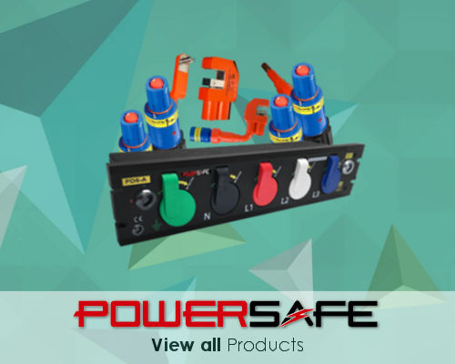 Phase 3 Power Connectors All Products
