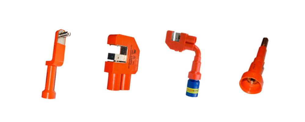 Network Connection Devices. Insulated G Clamps