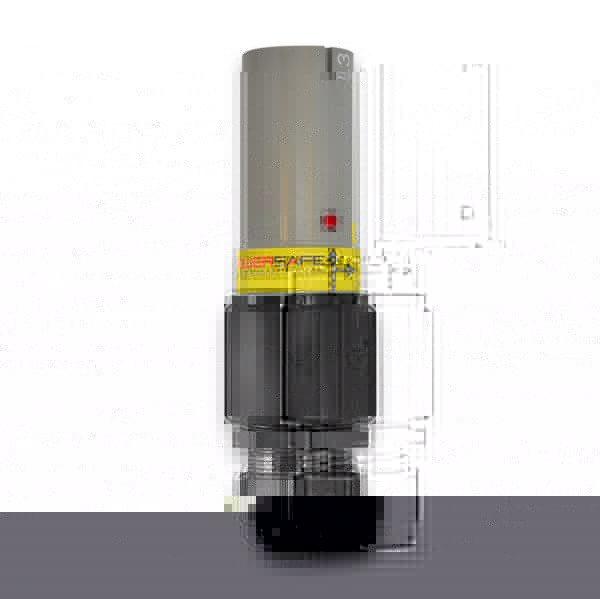 Powersafe Powerlock Connector SLS Source Grey
