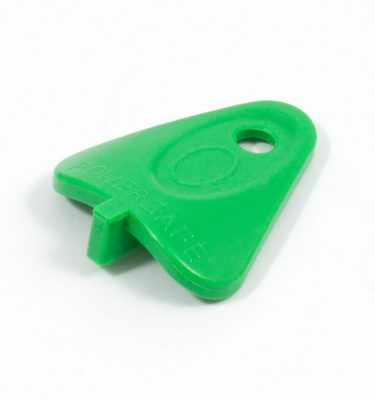 Powersafe powerlock release key