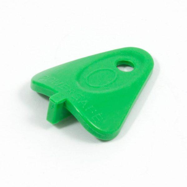 Powersafe powerlock release key