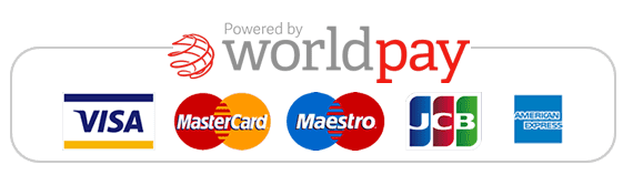 World Pay Accepted Cards