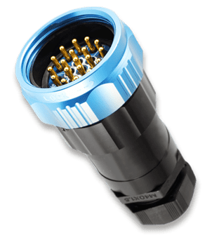 Socapex Power Connector