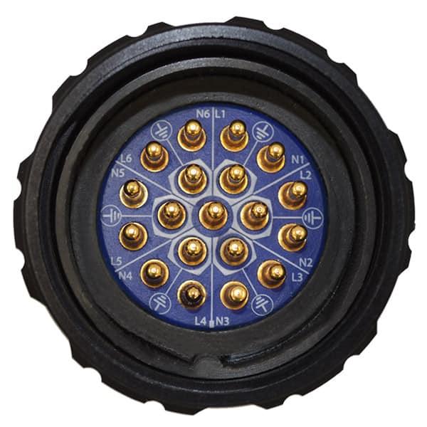 19 Pin Socapex