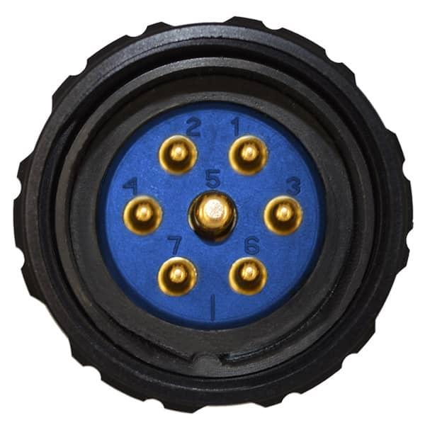 7 Pin Socapex