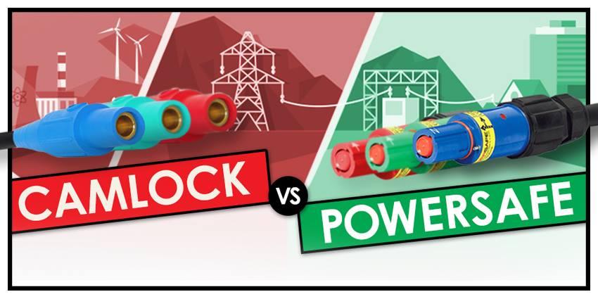 Camlock vs Powersafe