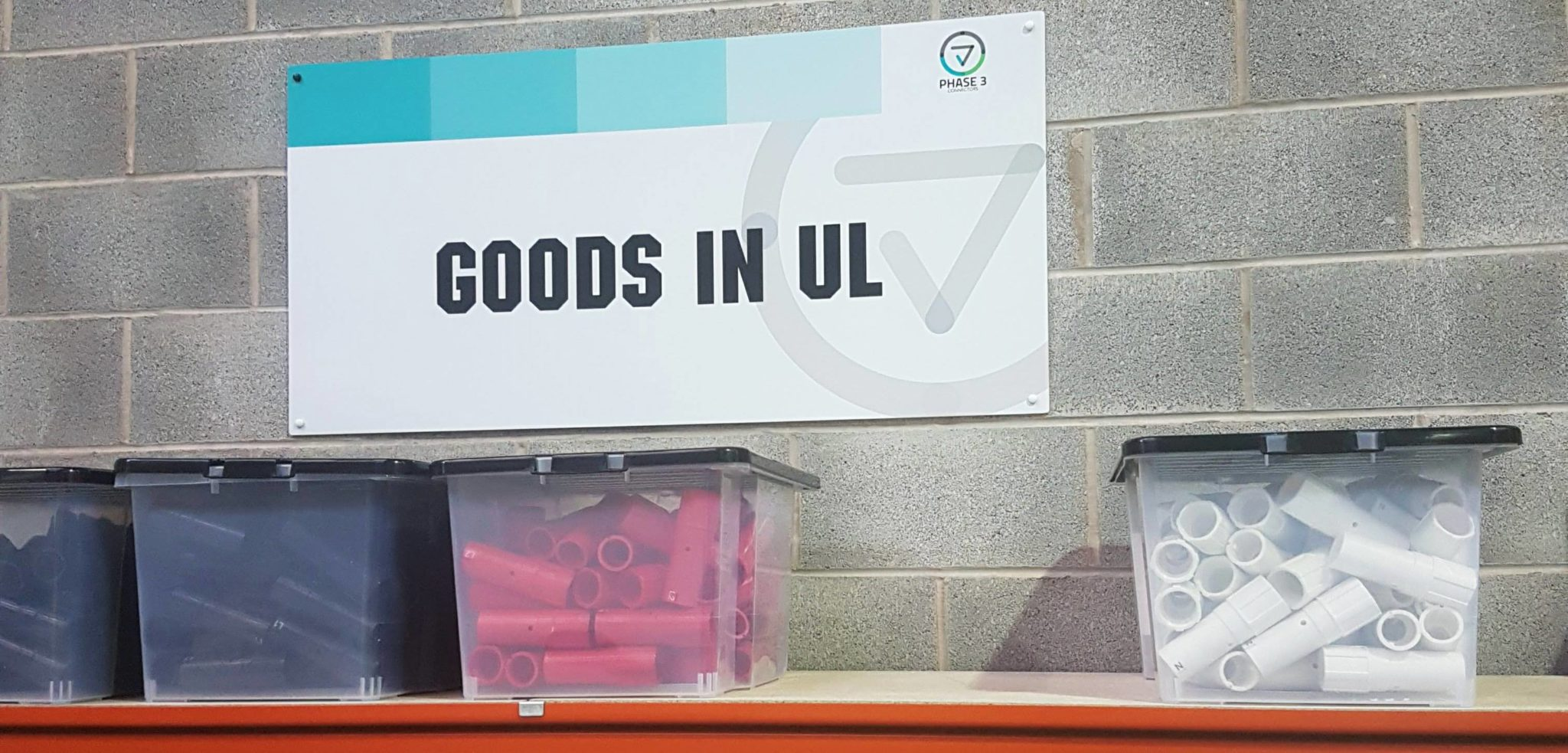 Goods in UL