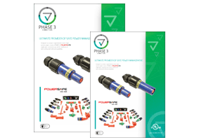 Powersafe Powerlock Power Connectors Brochure
