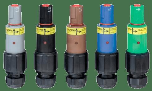 Powersafe Powerlock Connectors