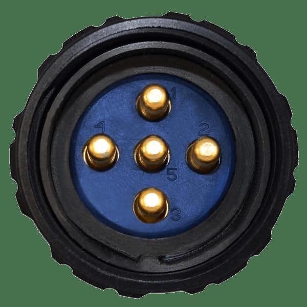 5-Pin Socapex Connector